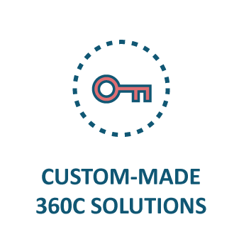Custom Made 360C Solutions