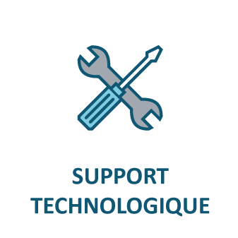 Support technologique
